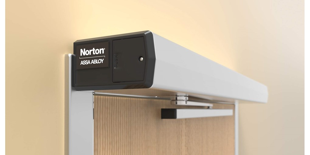 6300 Series Low Energy Operator from Norton Door Controls ... on